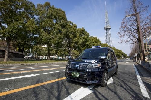 宝タクシー第四株式会社 港営業所の画像