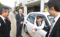 あなたの好きな日に休める!中国タクシー 写真3