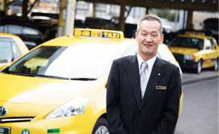 両備タクシー 倉敷営業所の画像