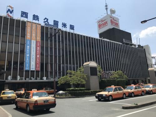 久留米西鉄タクシー株式会社 八軒屋営業所(正社員)の画像