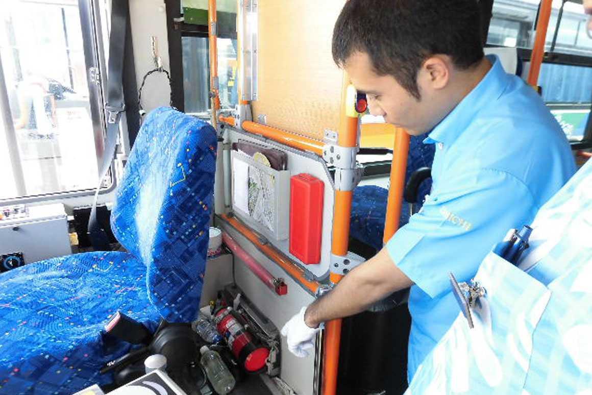 株式会社琉球バス交通 具志川営業所のPRポイント0