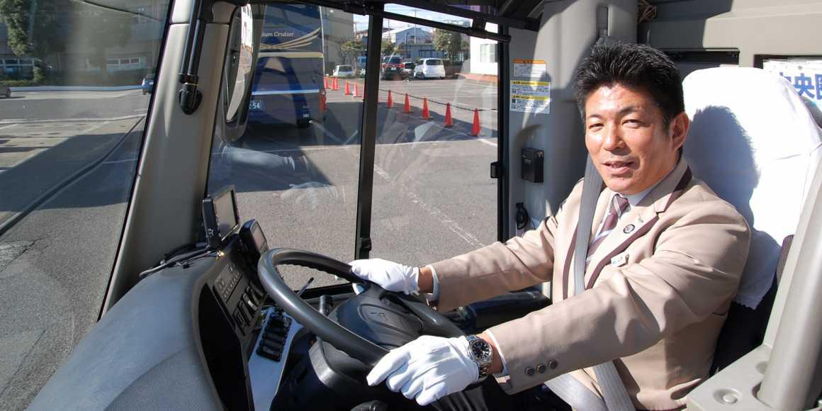 ケイエム観光バス株式会社 京都営業所のPRポイント0