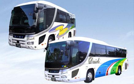 第一観光バス株式会社 山口営業所のPRポイント1