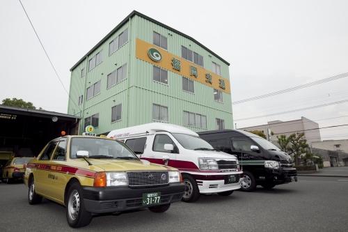 福岡市で福岡交通でタクシー乗務員してみませんか