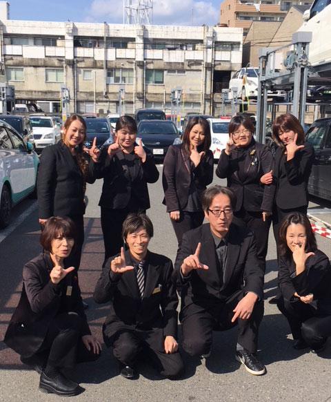 福岡市でラッキー自動車でタクシー乗務員してみませんか