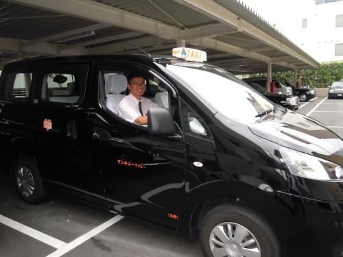 サンキュータクシー株式会社の画像