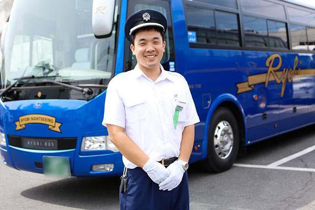 両備バス 関西カンパニー京都支店/