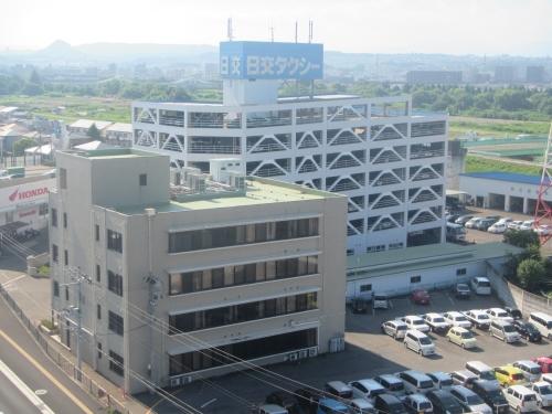 日交タクシー 株式会社グリーンキャブ仙台支社の画像