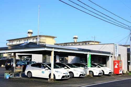 宮児タクシー株式会社 日向営業所の画像