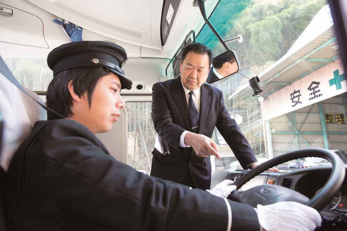 琴平バス株式会社【コトバスグループ】のPRポイント1