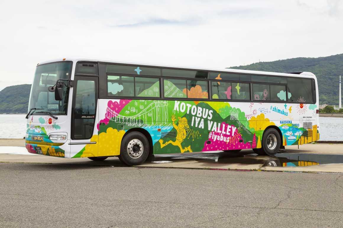 琴平バス株式会社【コトバスグループ】のPRポイント2