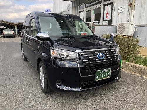 昭和自動車株式会社タクシー事業部 唐津営業所