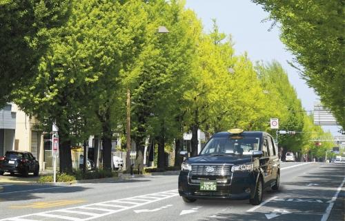 有限会社三ヶ森タクシーの画像