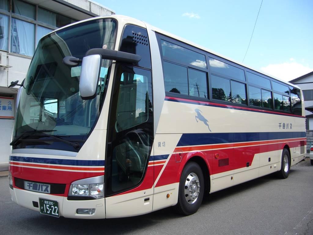 千曲バス株式会社 上田営業所/