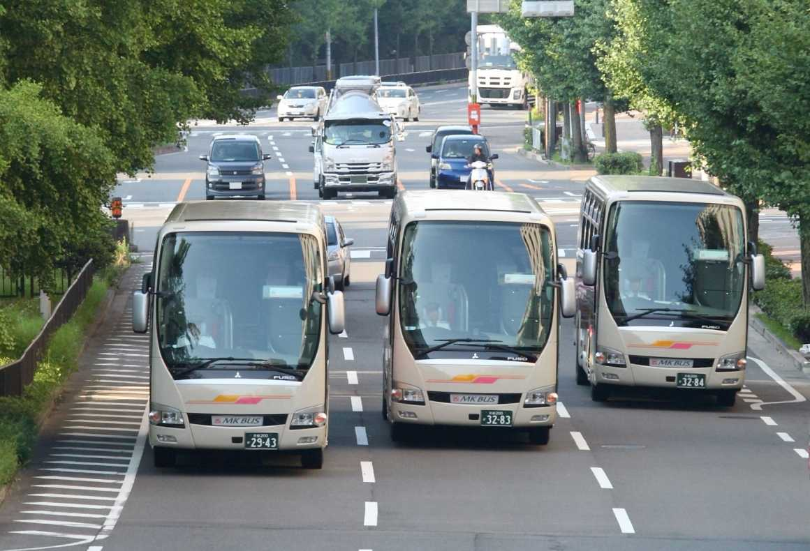エムケイ観光バス株式会社/