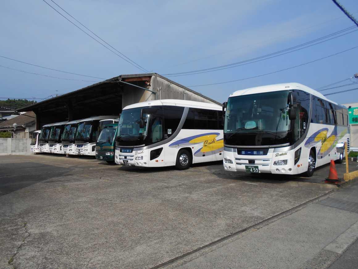 第一観光バス株式会社 益田営業所のPRポイント0