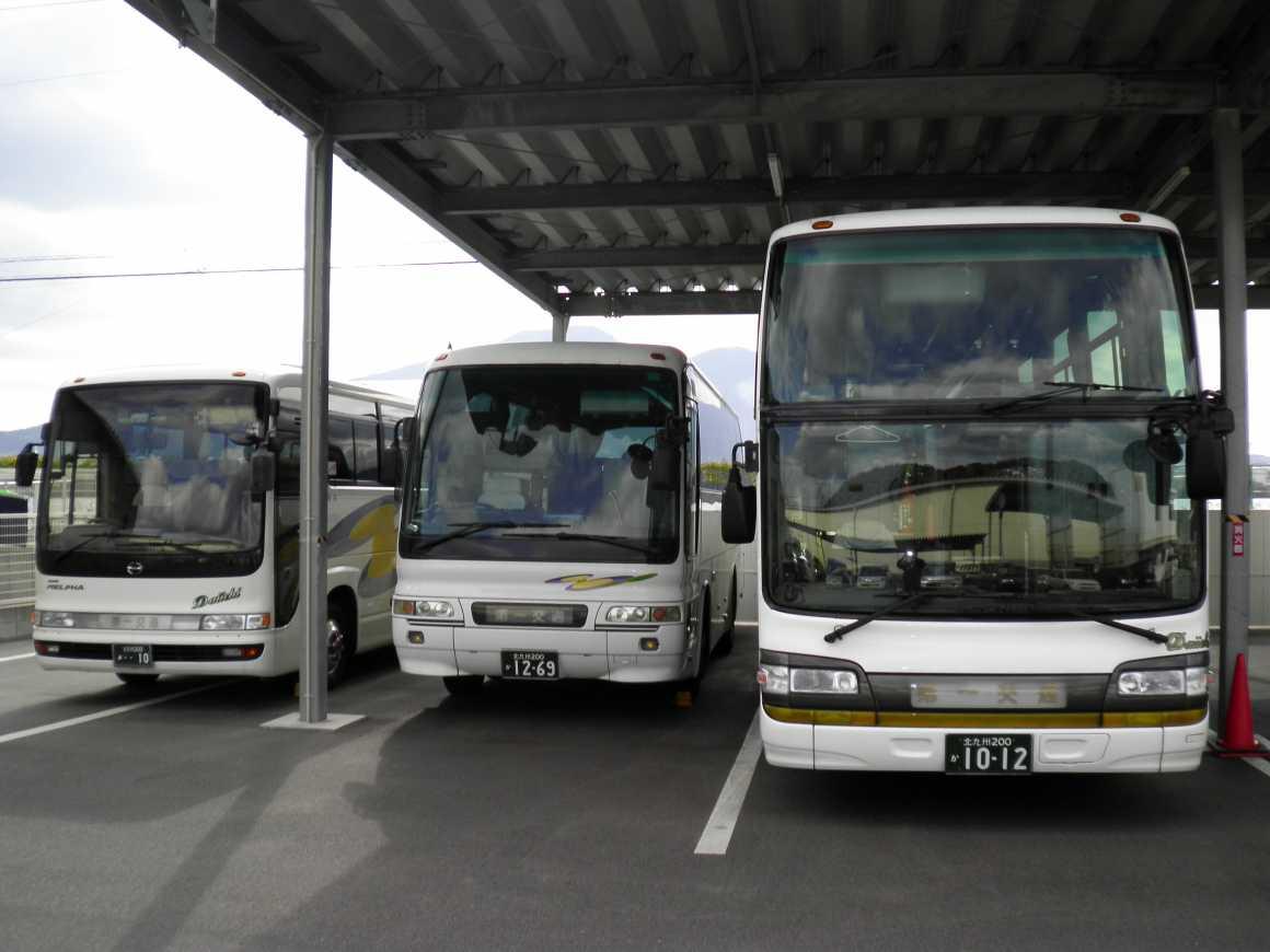 第一観光バス株式会社 北九州営業所/