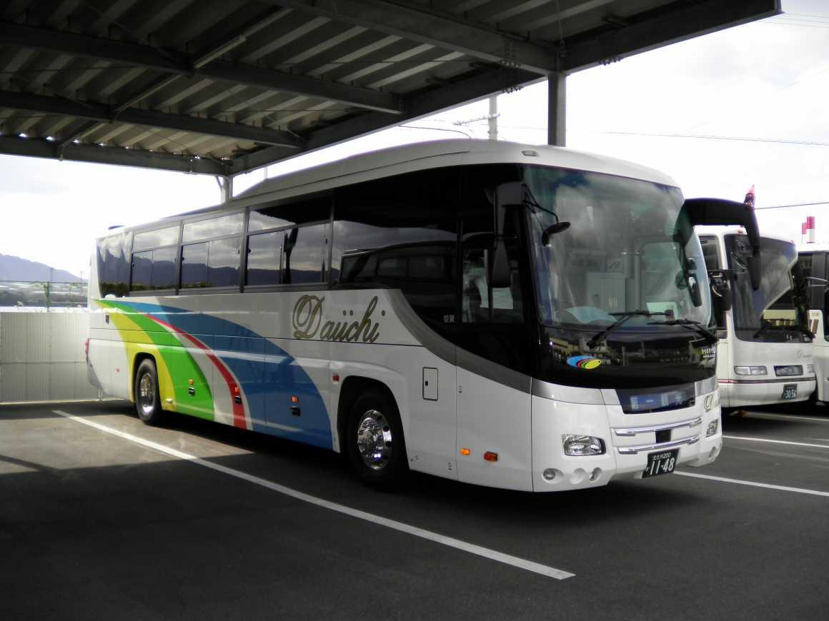 第一観光バス株式会社 北九州営業所のPRポイント0